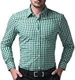 Formal Casual Shirt for Men Button Down (M) KL-6
