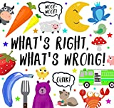 What's Right, What's Wrong!: A Fun Guessing Game for 2-4 year olds