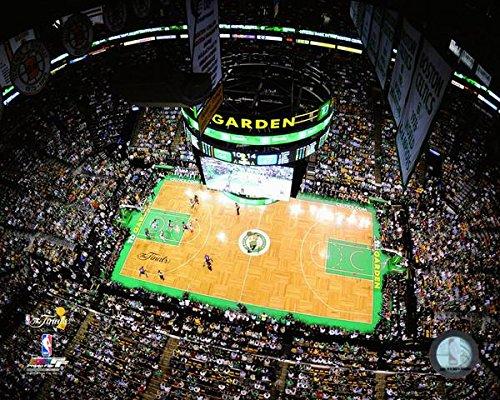 TD Garden Boston Celtics NBA Stadium Photo (Size: 8