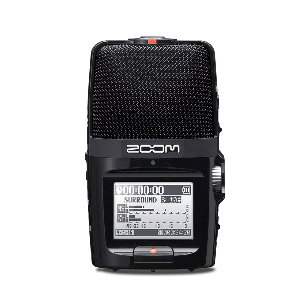 ZOOM リニアPCM/ICハンディレコーダー H2n ヘアリーウィンドスクリーンセット B01KJ7Q660 ヘアリーウィンドスクリーンセット