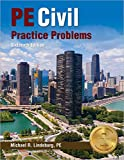 img - for PE Civil Practice Problems book / textbook / text book