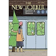 The New Yorker, December 11th 2017 (Jeffrey Toobin, Rebecca Mead, Tobi Haslett) Periodical by Jeffrey Toobin, Rebecca Mead, Tobi Haslett Narrated by Jamie Renell