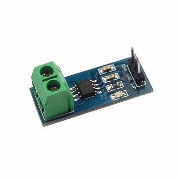 Una serie de ACS 712 actual Sensor Module Detector 5 A: Amazon.es: Electrónica