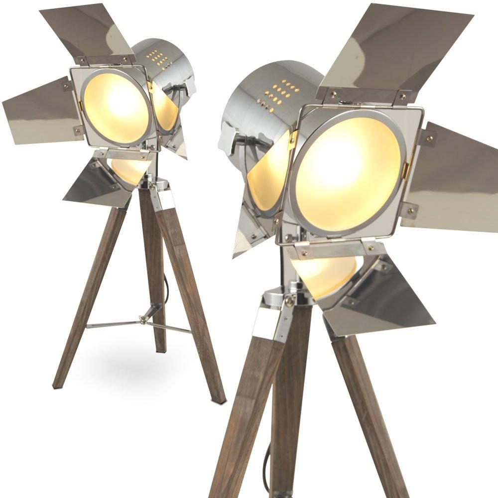 Mojo lampe leuchte stehleuchte stehlampe tripodlampe dreibeinlampe l38