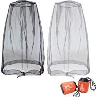 Benvo Head Net Mesh, Protective Cover Mask Face from Insect Bug Bee Mosquito Gnats for Any Outdoor Lover- with Free…