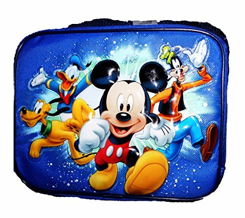 Collapsible Top Black Hat Adult (Disney Mickey Mouse and Friends Children's Collapsible Full Lunch Box)