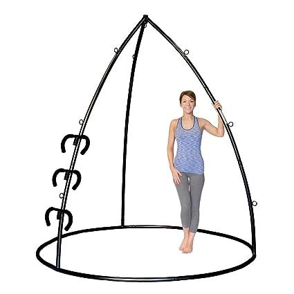 Yoga Swing balancéalo Stand: Amazon.es: Deportes y aire libre