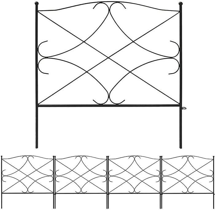 Top 10 Garden Movable Fence