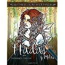 Hadas y Mitos: Libro para Colorear de Fantasía (Spanish Edition)