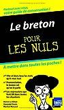 Le Breton Guide de conversation Pour les nuls