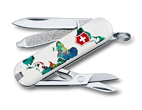 Victorinox Classic Messer Limited Edition The World - My ...