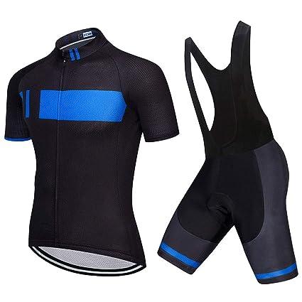 Black Men Bike Cycling Jerseys Cycle Clothing Tops Shirt Sports S M L XL 2XL 3XL