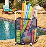 Pool Noodle Organizer / Storage Cart