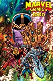 img - for Marvel Comics #1000 Ron Lim Infinity War Thanos with Gauntlet 1990s Decade Variant book / textbook / text book