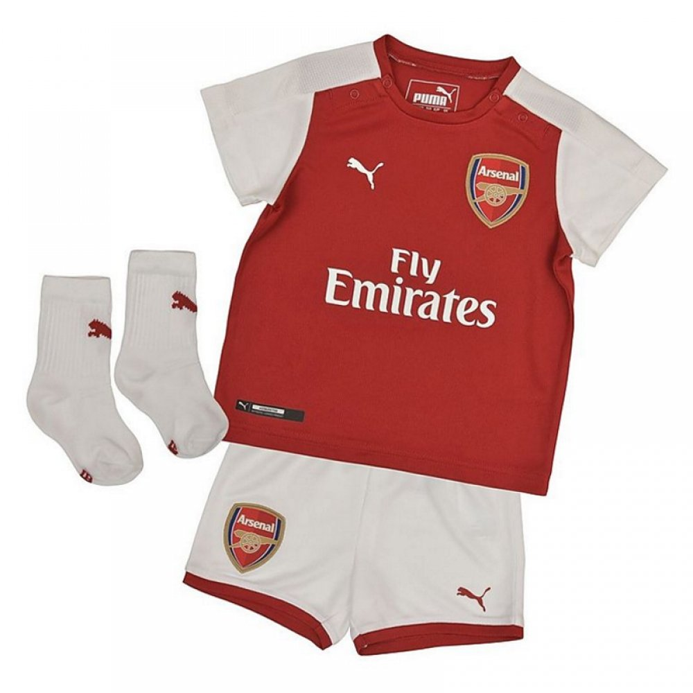Amazon.com   2017-18 Arsenal Home Baby Kit (Wilshere 10)   Sports   Outdoors f1dbf5a1f