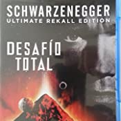 Desafio total (Edición especial) [Blu-ray]: Amazon.es ...
