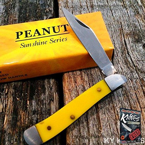 G10 Peanut - SUNSHINE SERIES Peanut Pocket Elite Knife 3