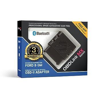 OBDLink MX Bluetooth obd2 scanner