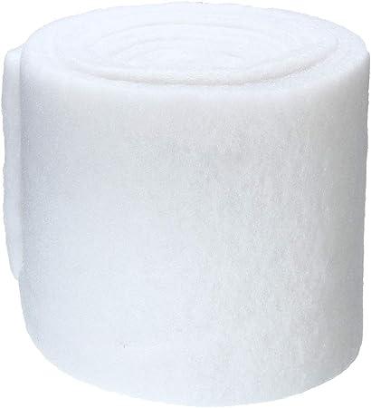 KUNSE 3M/6M Acuario Filtro Medios Espuma Algodón Pad Mat Peces Estanque Tanque Esponja-#2: Amazon.es: Hogar