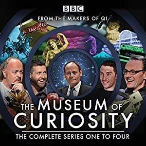 The Museum of Curiosity: Series 1-4 Radio/TV Program