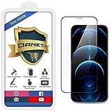 """Película De Vidro Temperado 3D Full Cover Para Iphone 12 Pro Max com Tela de 6.7"""" Polegadas - Proteção Blindada Top Premium Q"""