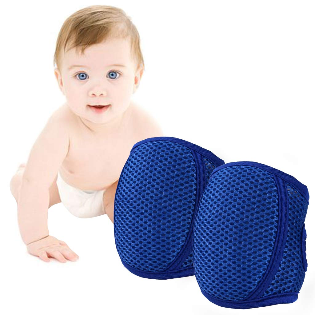 Baby Crawling Knee Pads, Anti-Slip Knee Support Toddler Knee Safety Protector by WYTbaby