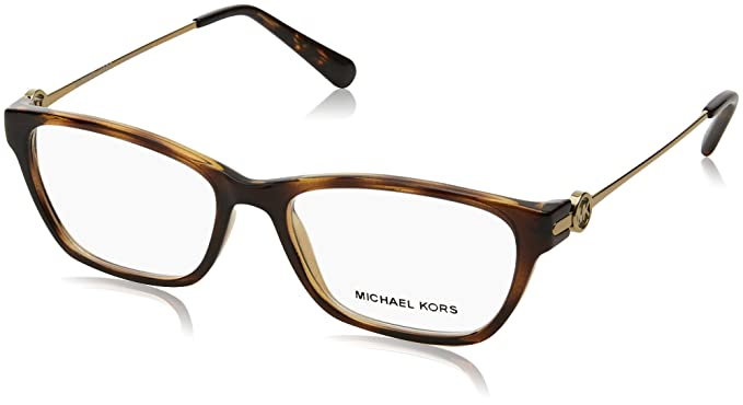 Amazon.com: Michael Kors 0 mk8005 óptico Full Rim rectángulo ...