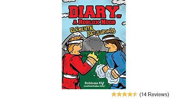 Roblox Books Diary Of A Roblox Noob Elemental Battlegrounds