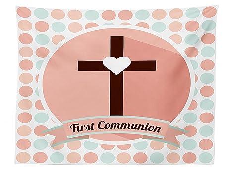 Decorazioni Sala Battesimo : Vipsung battesimo decorazioni tovaglia prima comunione design a
