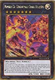 Yu-Gi-Oh! - Shadow of the Six Samurai - Shien (SDWA-EN041) - Structure Deck: Samurai Warlords - 1st Edition - Ultra Rare