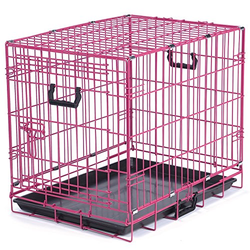 Guardian Gear ProSelect Crate Appeal Fashion Color Dog Crates for Dogs and Pets
