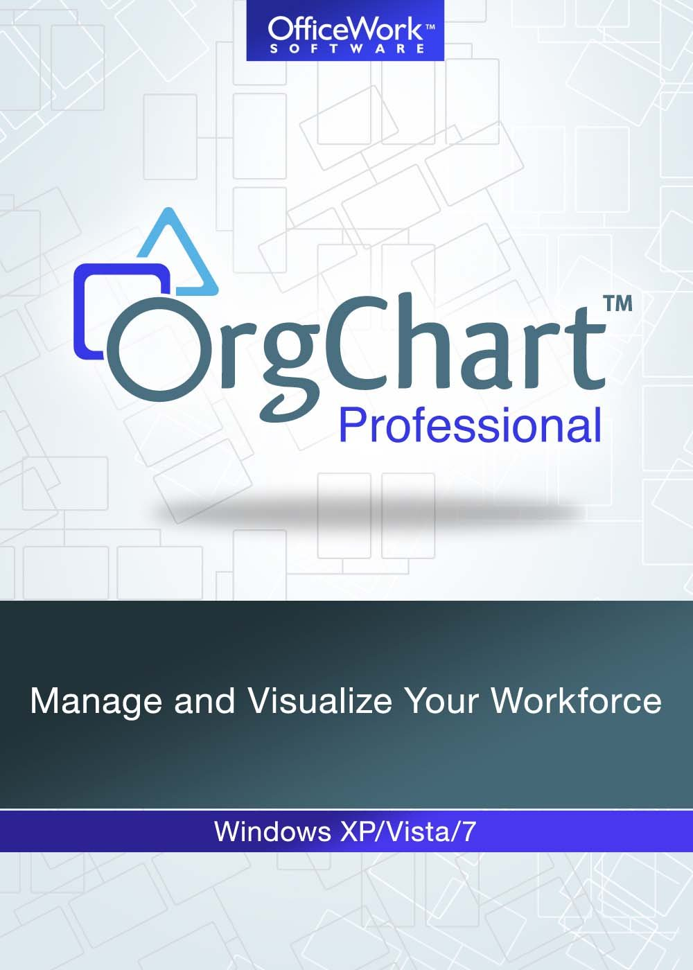 OrgChart Profession v6 250 Charting Limit [Download] by OfficeWork Software, LLC