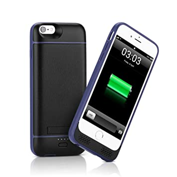 reputable site 62b04 c71d0 UGREEN Battery Case for Iphone 6 and 6s, 3100mAh External Protective  Battery Pack, MFI Certified