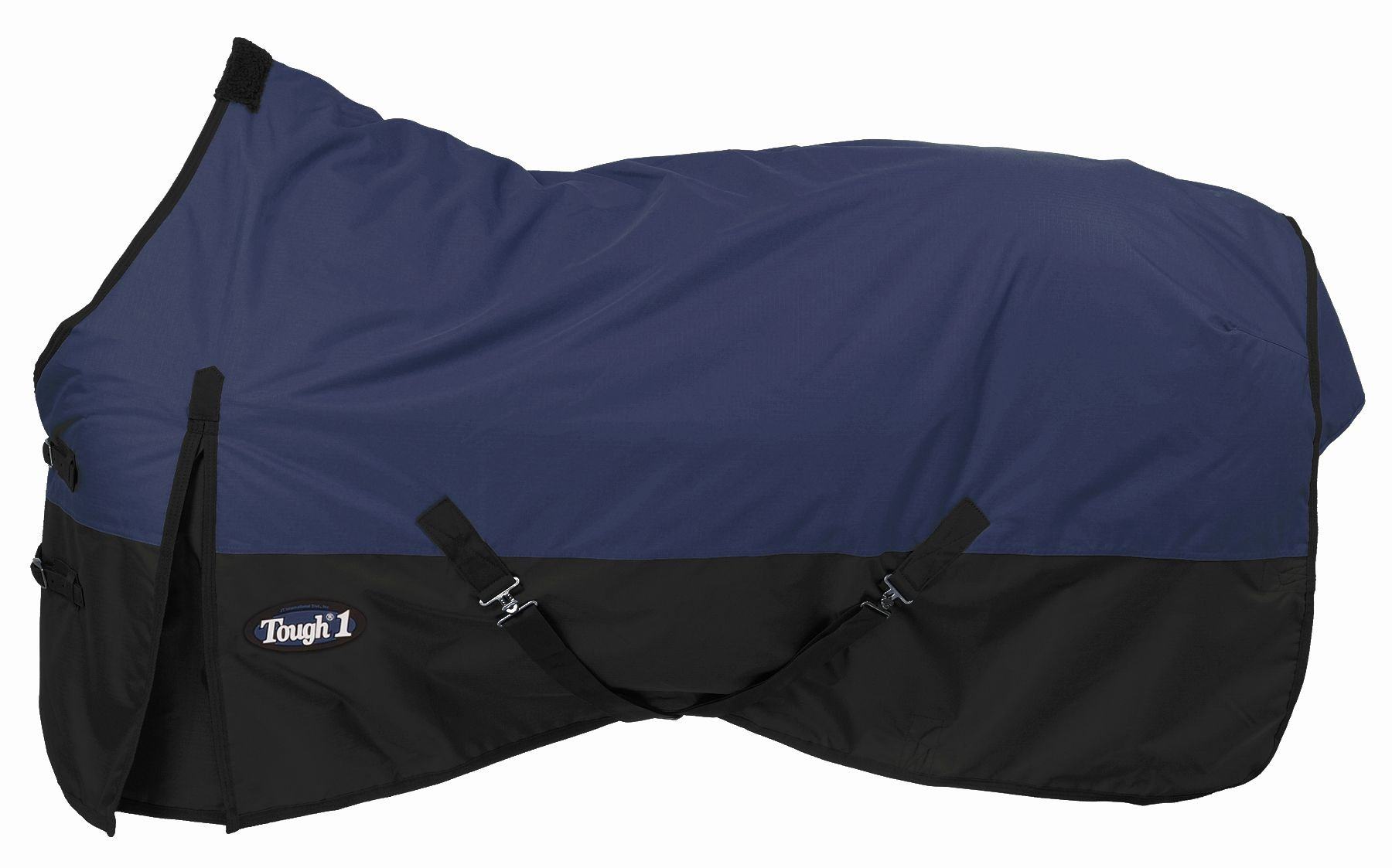 Tough 1 600 Denier Waterproof Horse Sheet, Navy Blue, 78-Inch