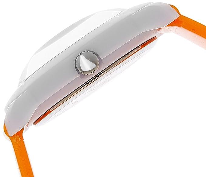 Zoop Analog Orange Dial Children