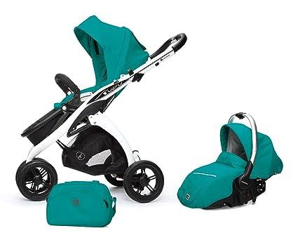 Casualplay Match 2 Kudu 3 - Pack de silla de paseo, bolso y ...