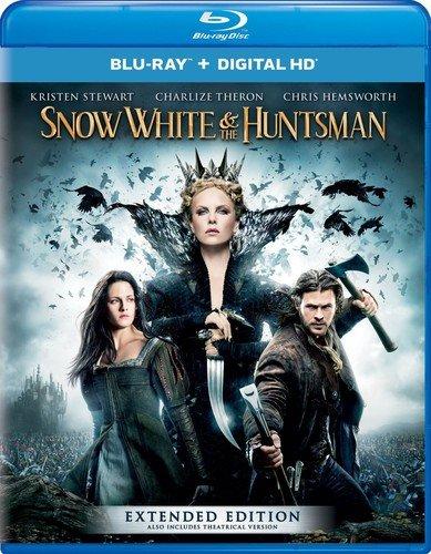 Snow White   The Huntsman  Blu Ray