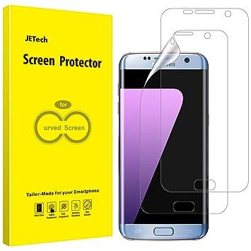 Jetech Protection Ecran Samsung Galaxy S7 Edge Pas Pour Galaxy S7