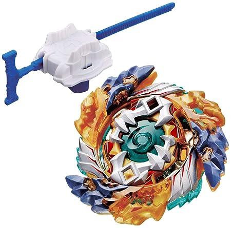 Amazon.com: Takaratomy Beyblade B-122 Geist Fafnir.8.AB Stamina Starter Left Spin Toy: Toys & Games