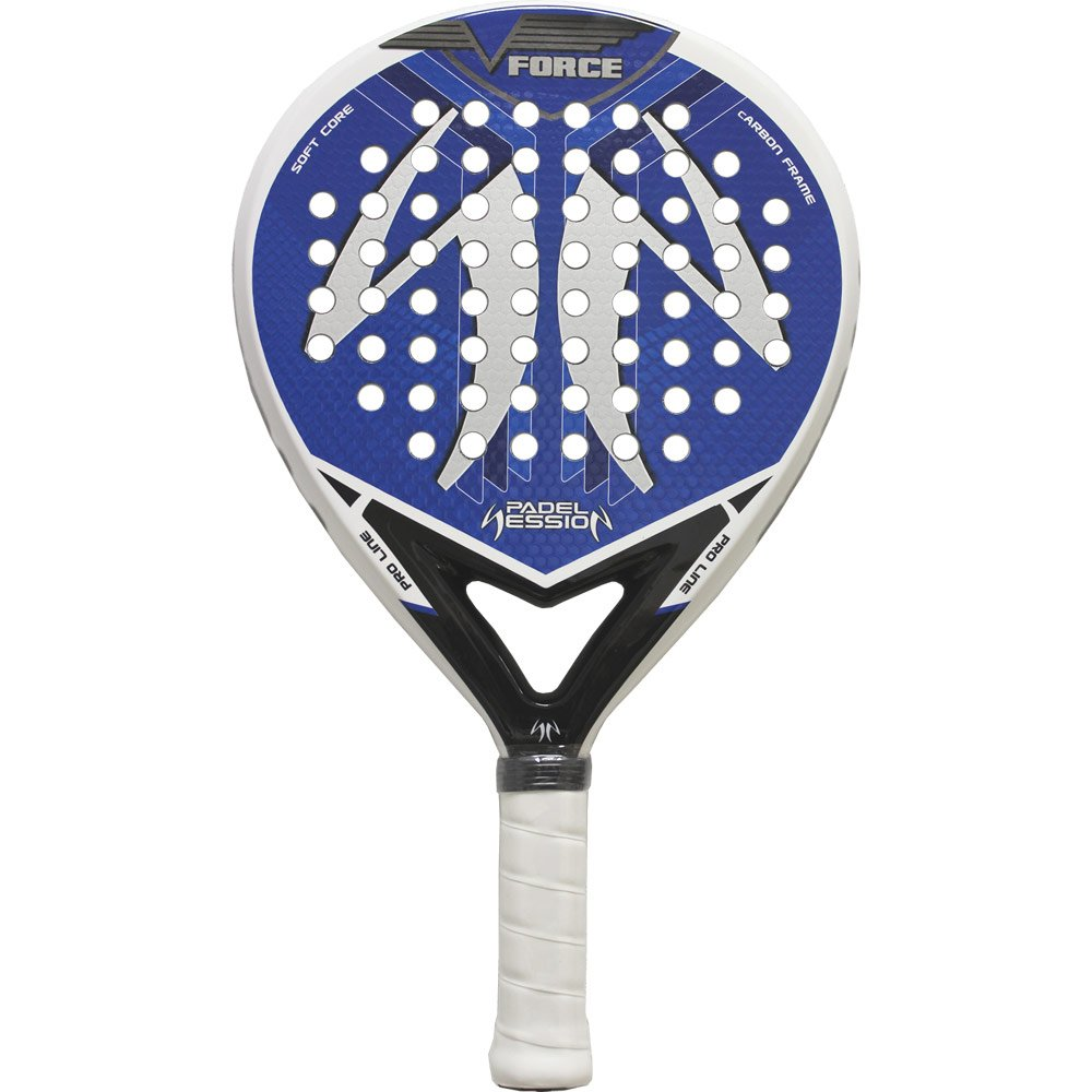 Padel Session V Force Azul: Amazon.es: Deportes y aire libre
