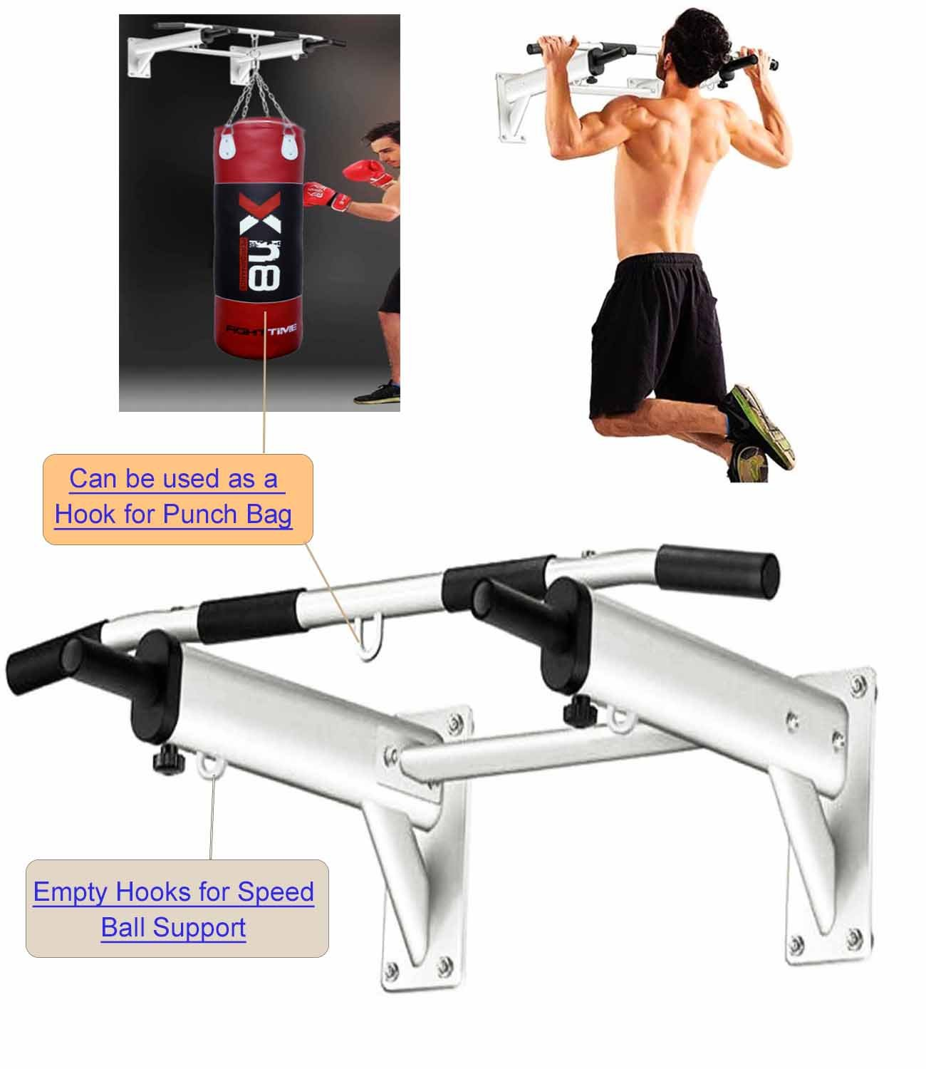 amazon co uk pull up bars sports u0026 outdoors