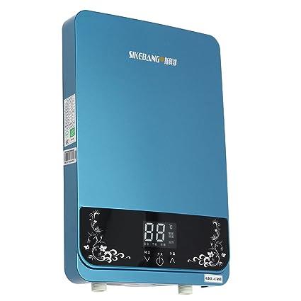 Tutoy 4800W 240V Instantánea Calentador De Agua Eléctrico Herramientas De Calefacción Tanque De Ducha De Agua