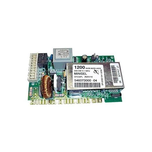 Modulo electronico Lavadora New Pol XF71207DG 546073000: Amazon.es