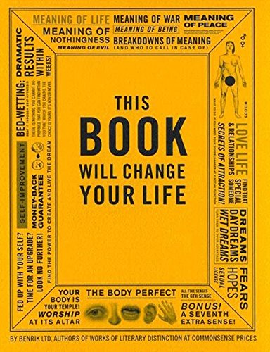 Download This Book Will Change Your Life pdf