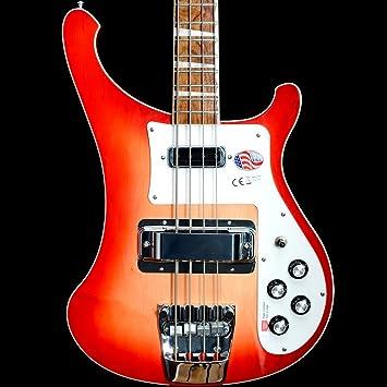 9f655c5c34 Rickenbacker 4003 Bass Fireglo (2017 model): Amazon.co.uk: Musical ...