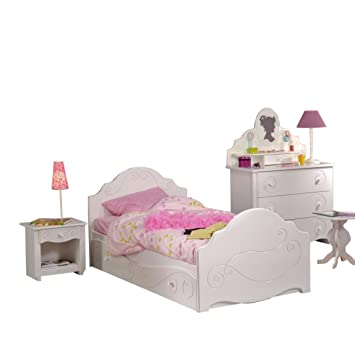 Parisot Kinder  Und Jugendzimmer 6 Tlg. U0026quot;Alice 2u0026quot; Weiß Mit