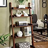 Cheap Furniture of America CM-AC293 Lugo Ladder Shelf Display