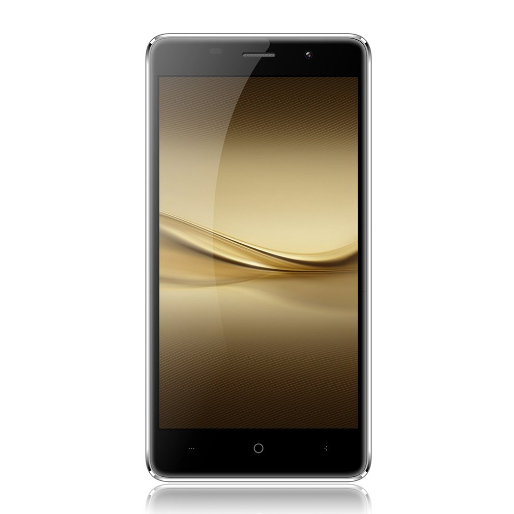 YKS Unlocked Cellphone, Android OS 6.0 Smartphone,3G Mobile 5'' HD Display, Dual Sim, 5MP Camera, 2GB RAM 16GB ROM-Gray