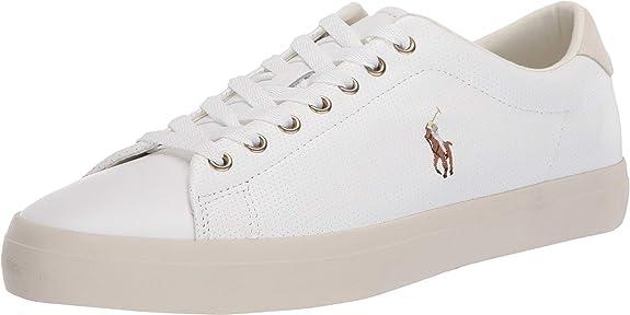 Polo Ralph Lauren Men's Longwood Sneaker   Amazon
