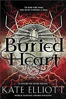 Buried Heart by Kate Elliott young adult fantasy book reviews